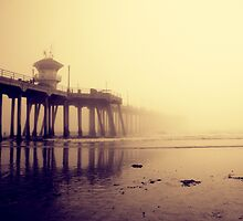 Huntington Beach Pier by Kameron Walsh