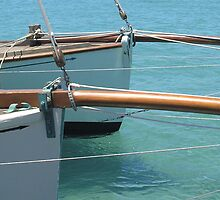 Couta Boats  by Doug Miller