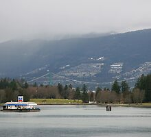 A not so distant North Vancouver by Anna Vegter