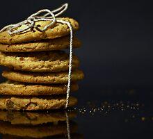 --- chocolate chip cookies ... by Gregoria  Gregoriou Crowe