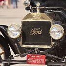 Ford Model T by Buckwhite
