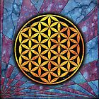 Flower Of Life by John Paul Polk