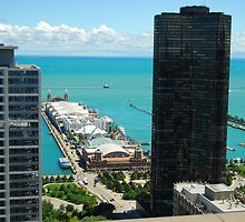 Chicago's Navy Pier by zwrr16