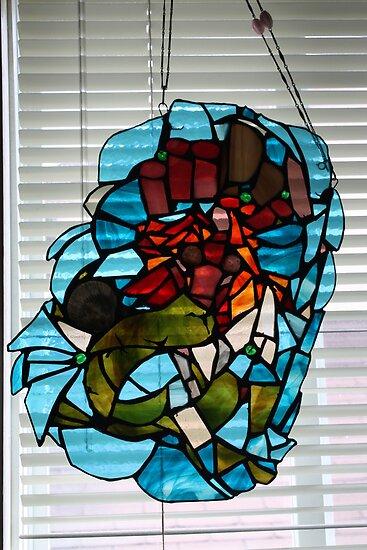 Mermaid in Glass by eoconnor