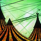 Circus Big Top by Artondra Hall