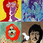 Beatles by axemangraphics
