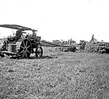 """""""Old Farm Equipment"""" by the57man"""