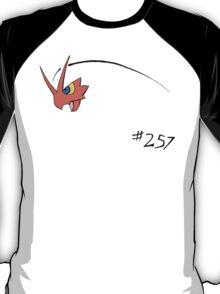 Pokemon 257 Blaziken T-Shirt