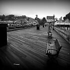 Weirs Boardwalk by SPPhotography