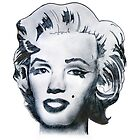Marilyn by axemangraphics