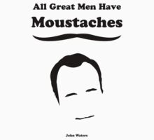 John Waters - The Great Man by Mitch Pascoe