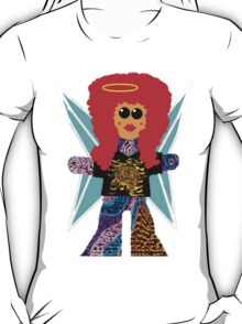 Rock Angel Rag Doll T-Shirt