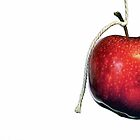 An apple a day ... by Gregoria  Gregoriou Crowe
