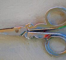 Laura's Scissors by suzannem73