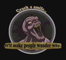 Happy Zombie by Zeknox