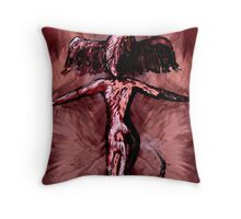 From Left Brain to Right Brain Throw Pillow