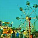 Toy Town - Lindfield Fun Fair #3 by Matthew Floyd