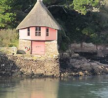 Jenkins Quay , Bantham by garlichound