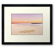 The Autumn Rayn Butterfly Framed Print