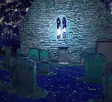 AULD KIRK ALLOWAY by leonie7