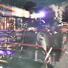 Another Dimension - Lindfield Fun Fair #3 by Matthew Floyd