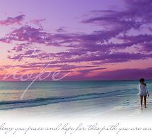 Wishing You Peace and Hope (Infertility) by CarlyMarie