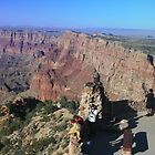 Grand Canyon,East Rim by Allen Gaydos
