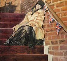 Stairs by Jennifer Kilgour