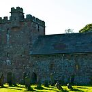 St Johns Newton Arlosh, Cumbria. by Lou Wilson