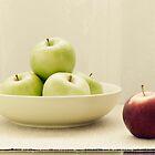 Odd Apple Out by the-novice