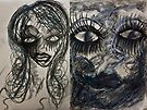 Random Sketch 07 by Christina Rodriguez