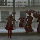 London rain by JamesBryan