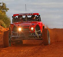 Team Coleman - Finke 2011 Day 1 by Centralian Images