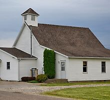 Woodbury Church by Sheryl Gerhard