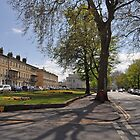 Regency Cheltenham, Gloucestershire. by Nick  Gill