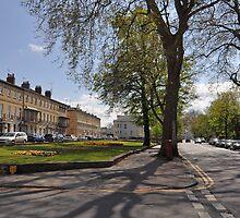 Regency Cheltenham, Gloucestershire. by Nick  Gill