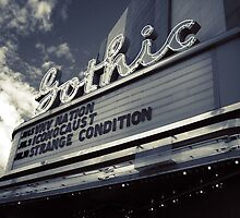 """The Gothic"" Denver, CO by Zeibyasis"