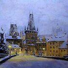 Prague by Troitsky