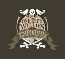 One Eyed Willie's Gold Emporium by Jason Tracewell