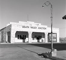 Death Valley Junction by Harry Snowden