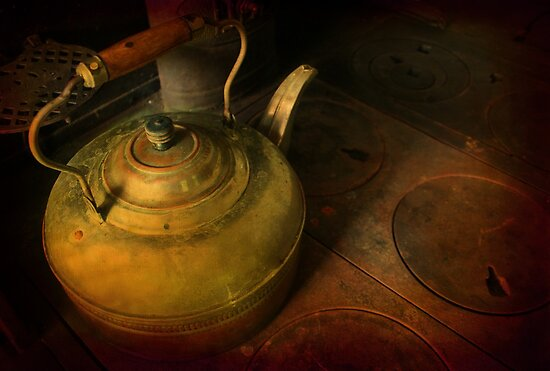 Kettle by Michael  Herrfurth