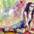 Nude In Spring by Samuel Durkin