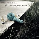 A Little Drunk by Josefina Rosas Aguilar