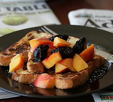 french toast by paulinea