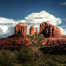 Cathedral Rock - Sedona  by Saija  Lehtonen