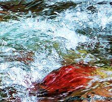 Naiads (Water Nymphs) by rocamiadesign