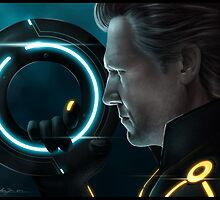 Tron Legacy- Game On by Sheridan Johns