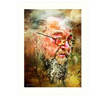 Wayward Son (Art & Poetry) Art Print
