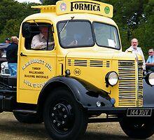 Bedford Truck by TREVOR34