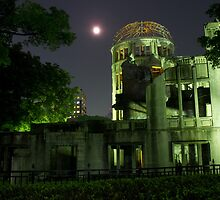 Hiroshima Peace Dome #2 by axemangraphics